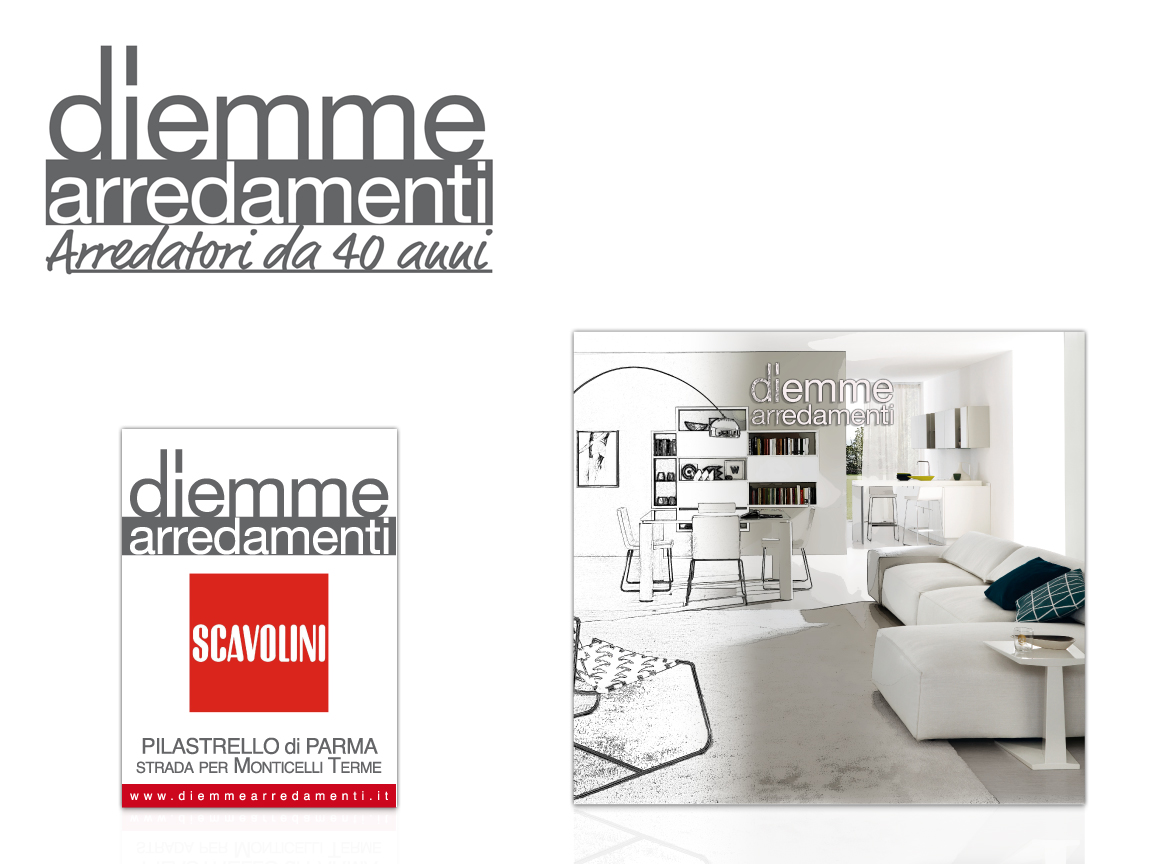Marketing comunicazione karmika for Diemme arredamenti